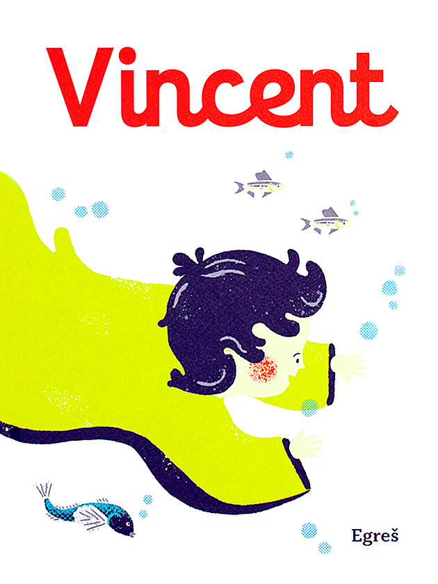 Vincent Obálka knihy